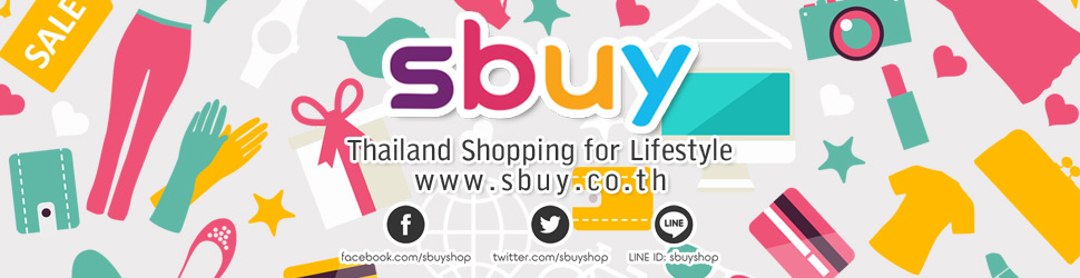 sbuy Thailand Shopping for Lifestyle