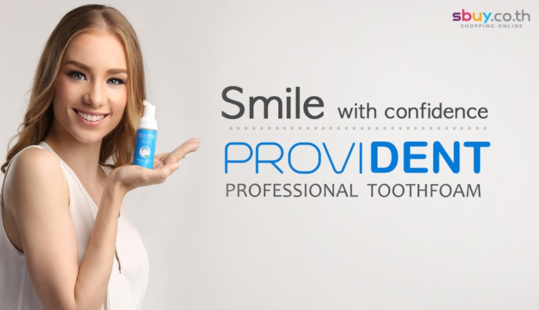 Provident Professional Toothfoam
